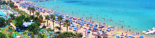 Protaras - Paralimni Letovisko - Kypr Dovolená a Zájezdy