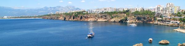 Antalya - Turecko Dovolená a Zájezdy