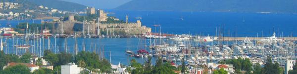 Bodrum - Turecko Dovolená a Zájezdy
